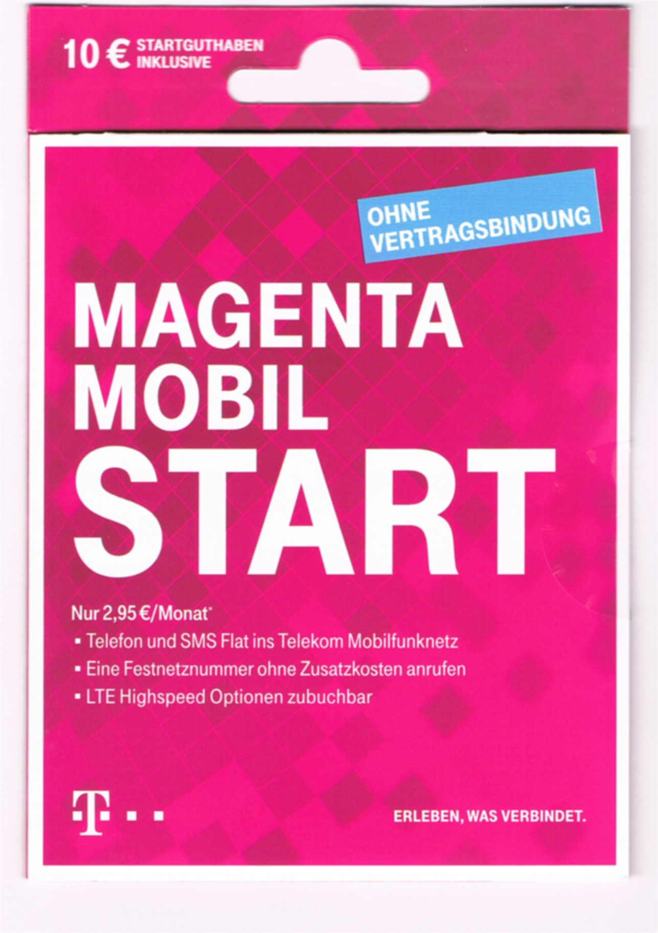 telekom magenta start xtra mobil prepaid handy sim karte. Black Bedroom Furniture Sets. Home Design Ideas